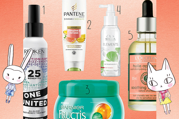 Фото №1 - 5 вещей, которые помогут защитить волосы зимой