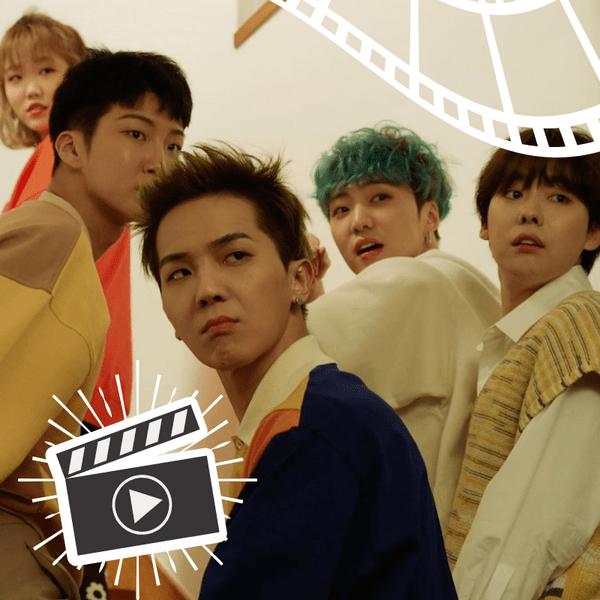 Фото №1 - 7 k-pop клипов, снятых по мотивам известных фильмов 🎥
