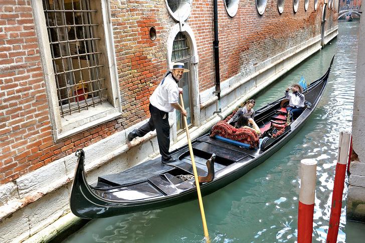 Фото №2 - Любовная лодка