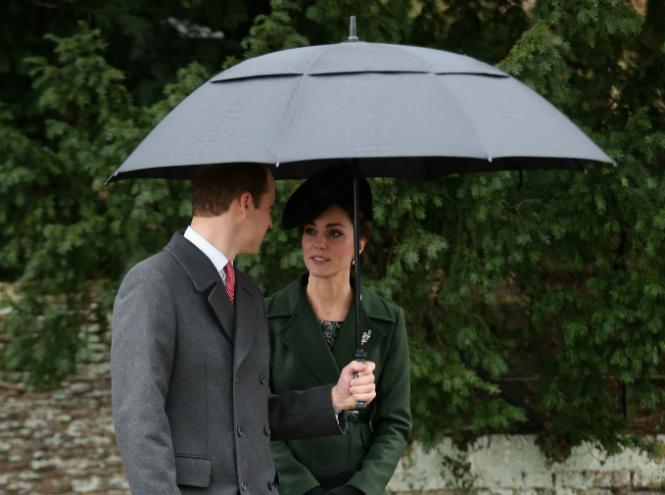 Фото №1 - Герцогиня Кембриджская осталась недовольна супругом