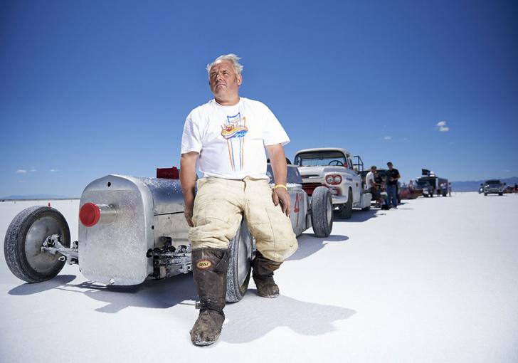 Фото №1 - Ревущая пустыня: фестиваль технического сумасбродства в Бонневилле