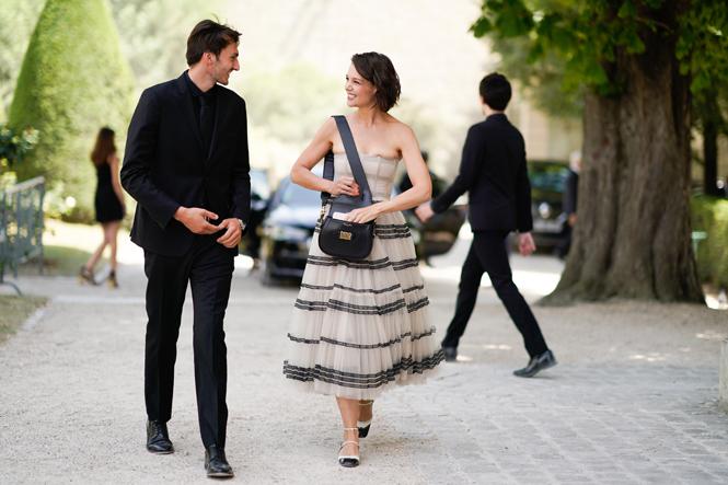 Фото №74 - Карли Клосс, Наталья Водянова и другие на кутюрном показе Dior FW18-19