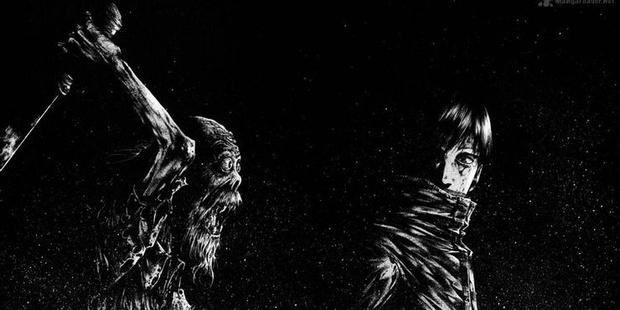 Фото №7 - Топ-7 самых жутких монстров из манги