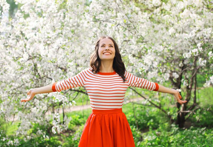 Фото №1 - Обнаружены гены счастья и благополучия