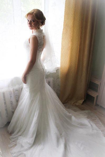 Фото №11 - Под марш Мендельсона: актуальные тренды свадебной моды