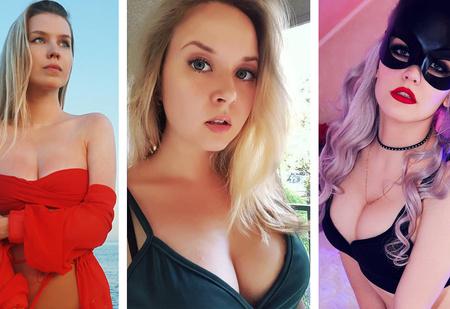 5 горячих русскоязычных ASMRщиц