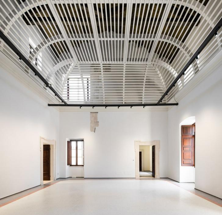Фото №6 - Музей MAXXI L'Aquila в Л'Аквиле: здание восстановлено при поддержке России