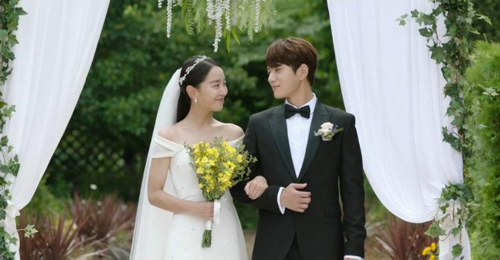 Фото №2 - 10 лучших свадеб в корейских дорамах 💕