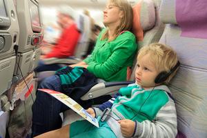 Фото №2 - К полету готов: правила комфортного путешествия с ребенком