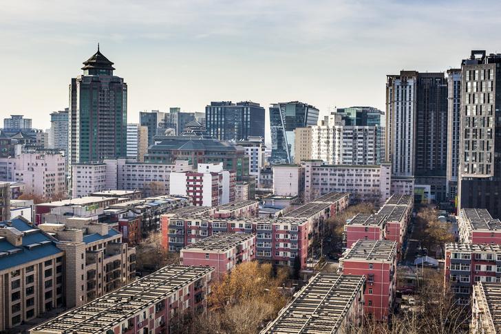 Фото №1 - Геологи: Пекин постепенно уходит под землю