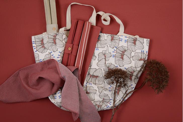 Фото №1 - Новая коллекция домашнего текстиля Prairie марки Tkano