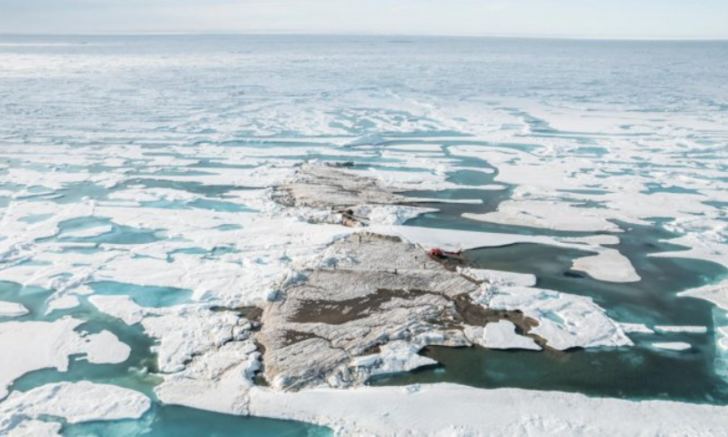 Фото №1 - Ученые открыли самый северный остров планеты