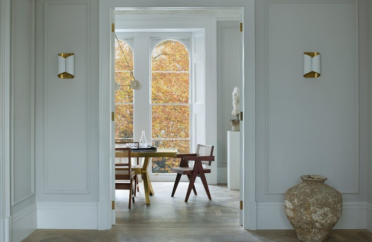 Фото №15 - Светлая квартира с винтажной мебелью в Лондоне