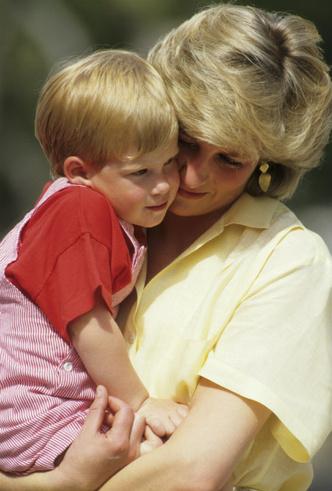 Фото №7 - Предчувствие матери: почему Диана беспокоилась за будущее Гарри
