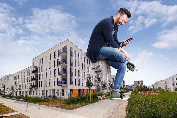 Фото №1 - Сосед онлайн: как соцсети помогают решить общедомовые вопросы