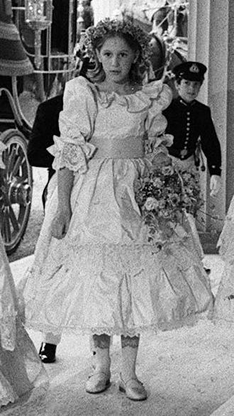 Фото №8 - 40 лет спустя: как сегодня выглядят и живут подружки невесты со свадьбы Дианы и Чарльза
