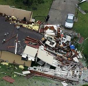 Фото №1 - Ураган оставил американцев без света