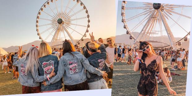 Фото №2 - Глазами очевидца: один день на фестивале Коачелла 2018