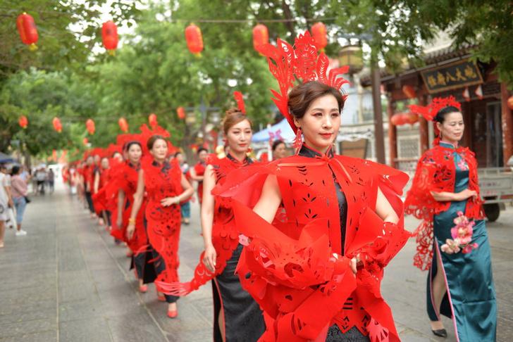 Фото №1 - Традиции Китая