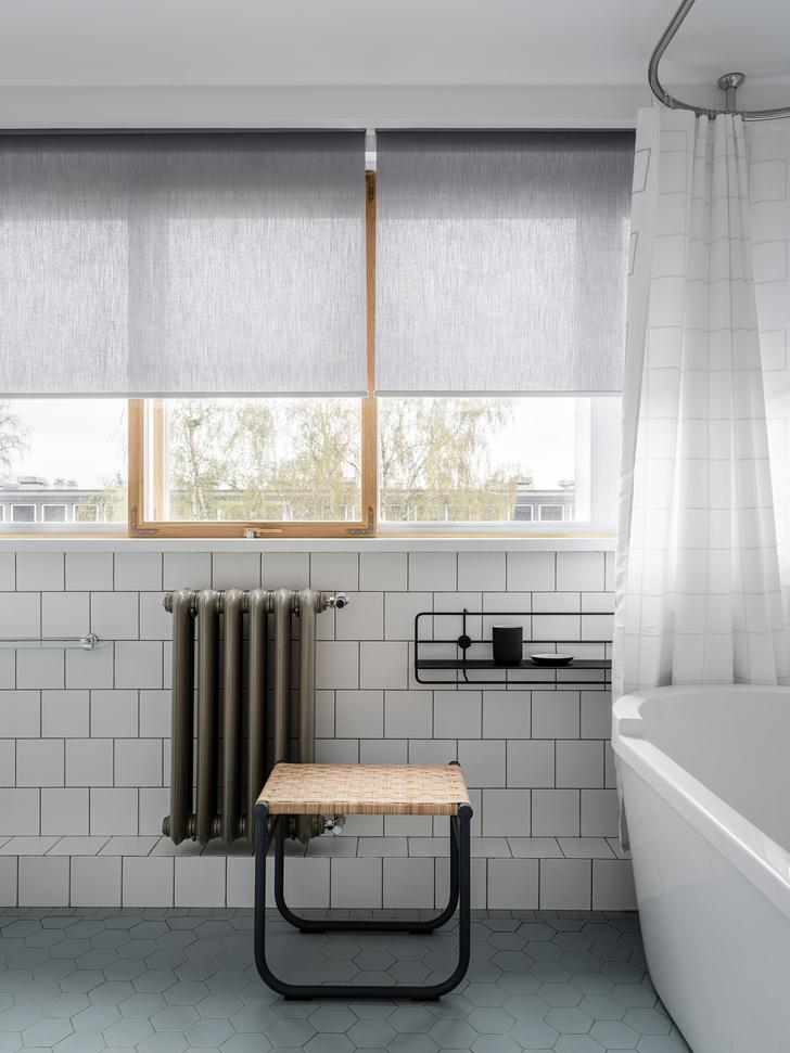 Фото №9 - Сила случая: квартира в доме Наркомфина по проекту Ananiev Interiors