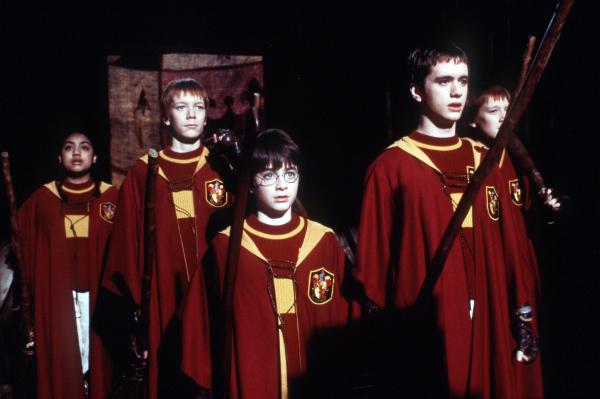 Фото №15 - 15 удивительных фактов о Гриффиндоре, которые знают не все фанаты «Гарри Поттера» 🦁