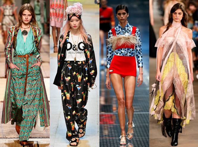 Фото №1 - 10 весенних трендов с Недели моды в Милане