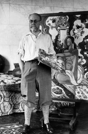 Фото №3 - Больше, чем любовь: как сиделка художника Матисса стала его последней музой