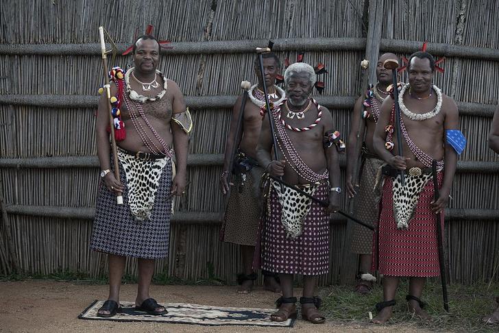 Фото №1 - Свазиленд-Эсватини: старое королевство с новым именем