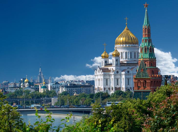 Фото №3 - На высоте: где искать лучшие панорамные виды Москвы