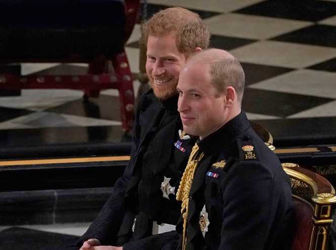 Фото №9 - Свадебная вечеринка принца Гарри и Меган Маркл: самые интересные факты