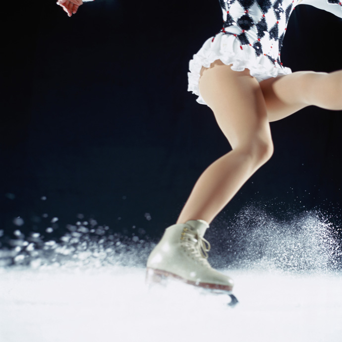 Зачем я катаюсь на коньках