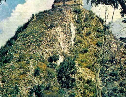 Фото №1 - Острова на карте Мексики