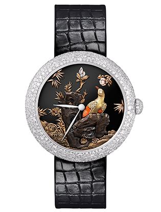 Фото №2 - Магия создания часов Mademoiselle Prive Glyptique от Chanel