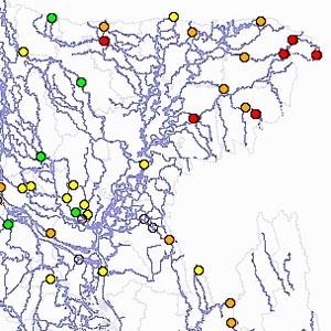 Фото №1 - Жертвами наводнений в Бангладеш стали 578 человек
