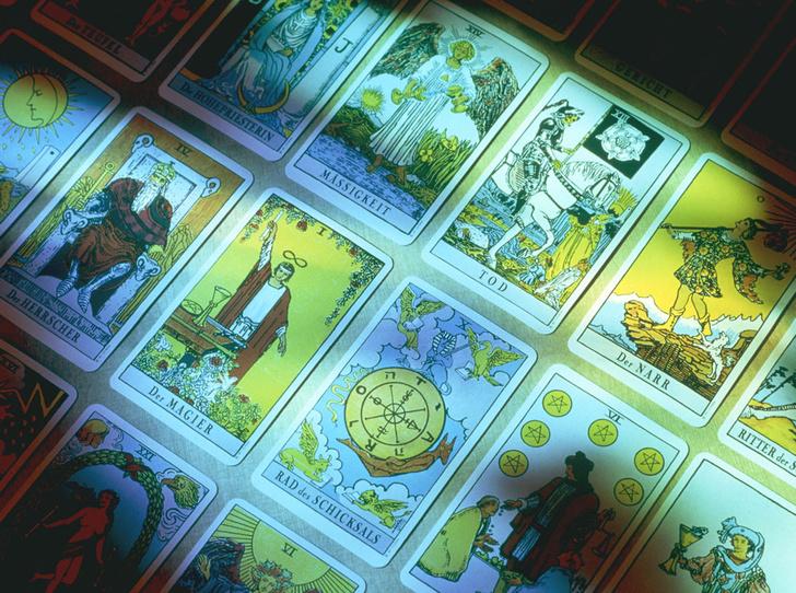 Фото №4 - Карты Таро: сеанс психотерапии и встреча со своими демонами