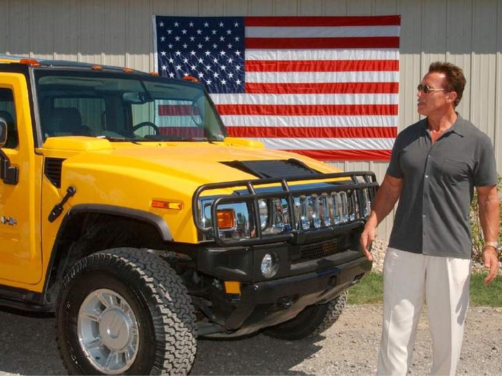 Фото №2 - Внедорожники Hummer могут вернуться на рынок