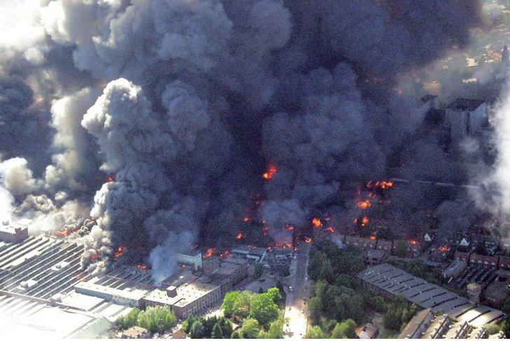 Фото №10 - Ого-гонь XXI века: еще 5 великих пожаров наших дней