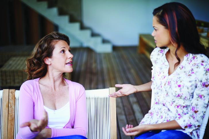 конфликты с мамой советы психолога