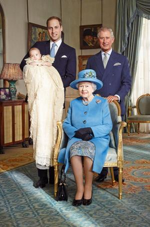 Фото №20 - Самые трогательные моменты крестин детей герцогов Кембриджских