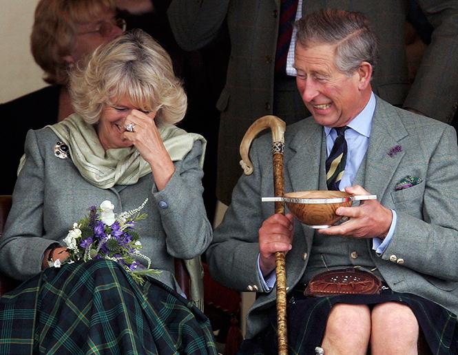 Фото №14 - Принц Чарльз и его Камилла: двое против всех