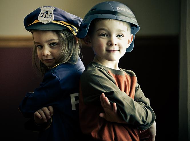 Фото №5 - Близнецы в квадрате: чего ждать Джорджу и Амаль Клуни от своих детей