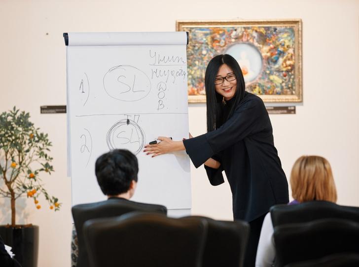 Фото №2 - Лилия Ким: «У лидерства нет пола. И женщинам, и мужчинам приходится решать одинаковые задачи»