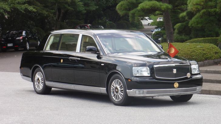 Фото №4 - Необычные автомобили, на которых передвигаются главы государств