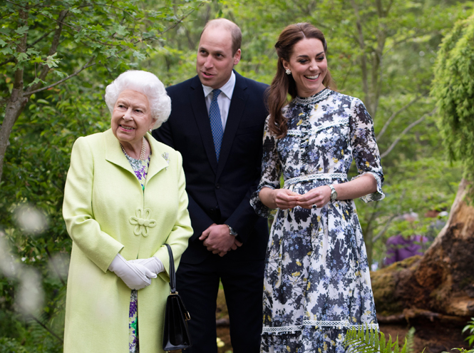 Фото №2 - Что думает принц Джордж о новом проекте герцогини Кейт