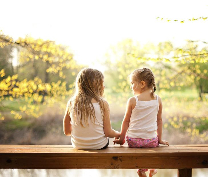 Фото №1 - Старшие сестры чаще страдают от лишнего веса