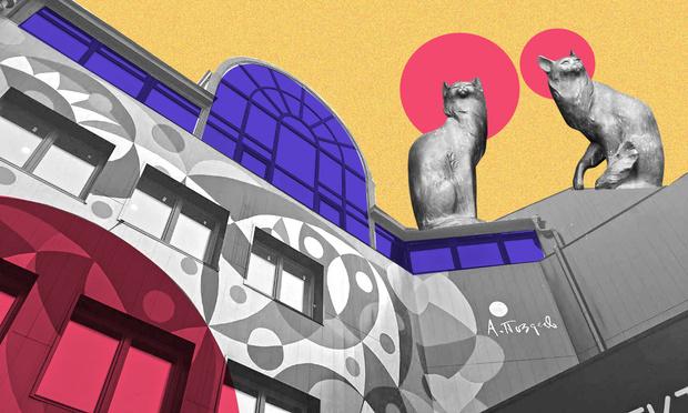 Фото №1 - Смотри в оба: пять тайных символов Красноярска