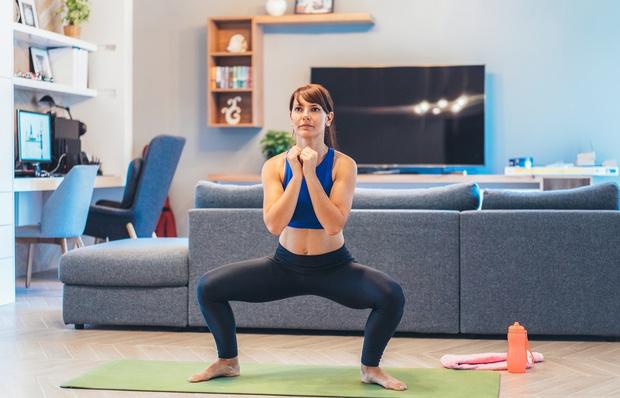 кардио упражнения для сжигания жира в домашних условиях