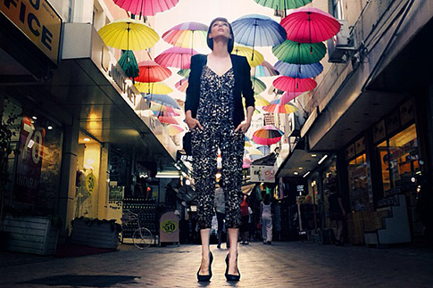 Фото №10 - Коко Роша: «Хороший черный пиджак – отличная инвестиция»