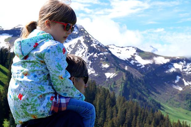 Фото №2 - Летняя Швейцария: горы возможностей для семейного отдыха