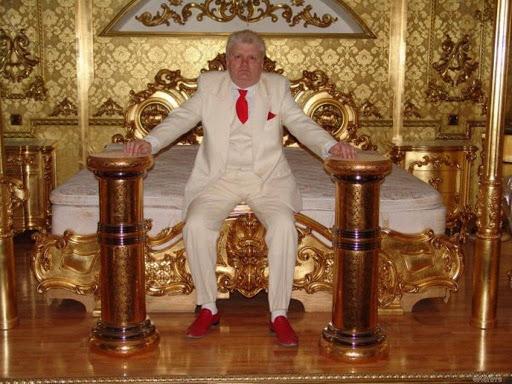 Фото №1 - Тест: Угадай, это комната из «дворца Путина» или нет?